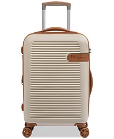 "Valiant 22"" Carry-On Hardside Spinner Suitcase"