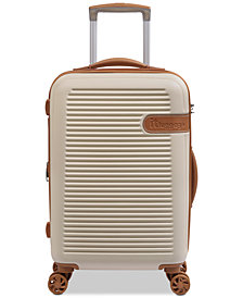 "it Luggage Valiant 22"" Carry-On Hardside Spinner Suitcase"