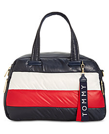 Tommy Hilfiger Ames Puffy Satchel