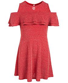 Epic Threads Big Girls Ruffled Skater Dress, Created for Macy's