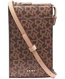 DKNY Bryant Signature Phone Crossbody, Created for Macy's