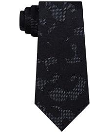DKNY Men's Camouflage Slim Tie
