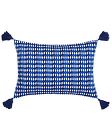 Trina Turk Samba De Roda Allover Triangle Breakfast Pillow