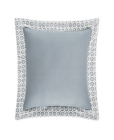 "Piper & Wright Ansonia Blue 12x20"" Pillow"