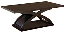 Contemporary Style Coffee Table