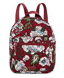 Vera Bradley Iconic Leighton Backpack