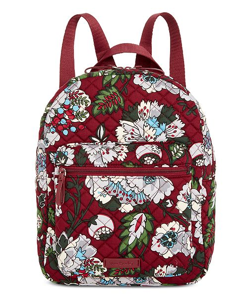 Vera Bradley Iconic Leighton Backpack  Vera Bradley Iconic Leighton  Backpack ... 744a593e5fe9c
