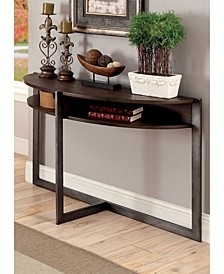 Prontus Half Moon Console Table