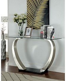 Navarre Console Table, Quick Ship