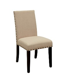 Boelin Side Chair (Set Of 2), Quick Ship