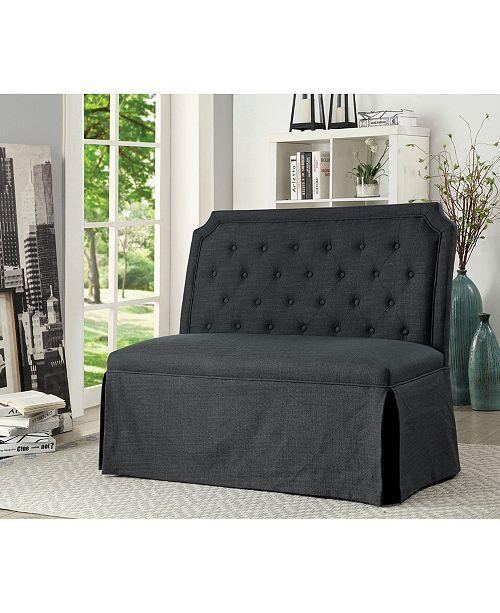 Furniture of America Ellis Bench