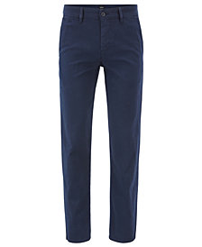 BOSS Men's Stretch Chino Pants