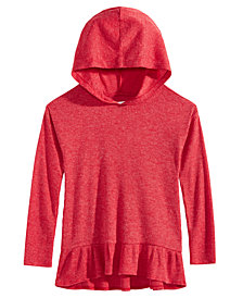 Epic Threads Big Girls Hooded Sweatshirt, Created For Macy's