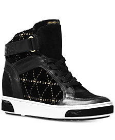 MICHAEL Micahel Kors Pia High-Top Sneakers