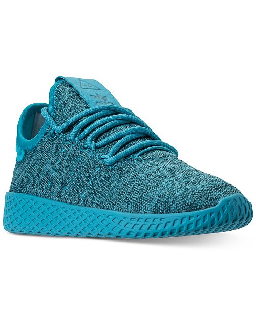 33bac09f49ca3 ... adidas Boys  Originals Pharrell Williams Tennis HU Casual Sneakers from Finish  Line ...