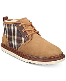 UGG® Men's Neumel Plaid Boot