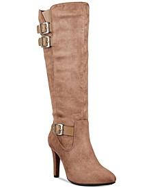 Cahoon Buckle Dress Boots