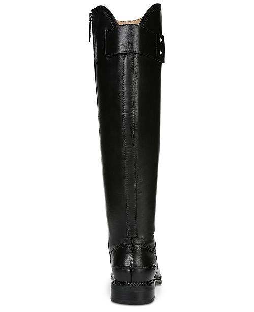 5f869b4155eb Franco Sarto Henrietta Riding Boots   Reviews - Boots - Shoes - Macy s