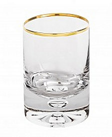 Badash Crystal 4-Piece Scotch Glass Set