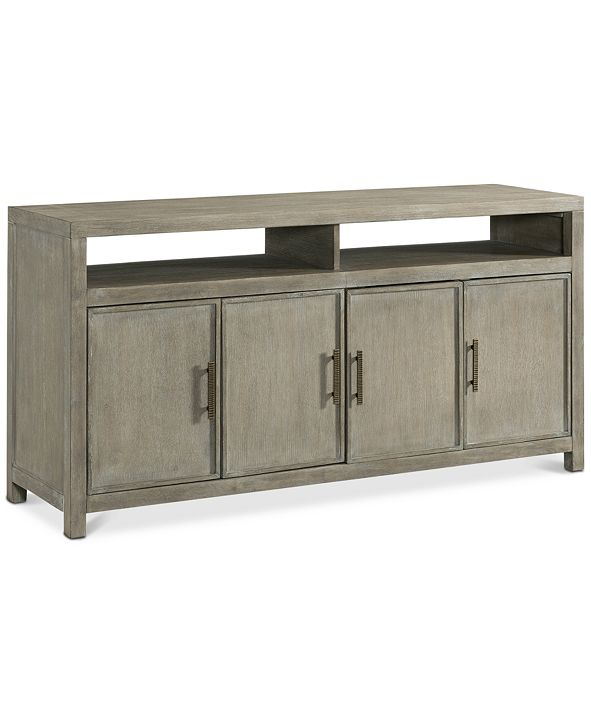 "Furniture Nash 64"" TV Console, Created for Macy's"