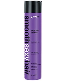 Smooth Sexy Hair Anti-Frizz Smoothing Shampoo, 10.1-oz., from PUREBEAUTY Salon & Spa