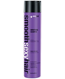 Sexy Hair Smooth Sexy Hair Anti-Frizz Smoothing Shampoo, 10.1-oz., from PUREBEAUTY Salon & Spa