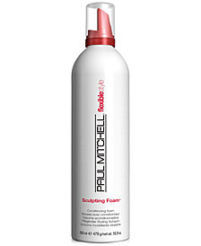 Paul Mitchell Sculpting Foam, 16.9-oz., from PUREBEAUTY Salon & Spa