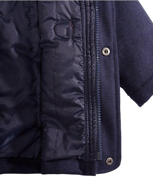 9ce20e7c8 Carter s Baby Boys Hooded Toggle Coat   Reviews - Coats   Jackets ...