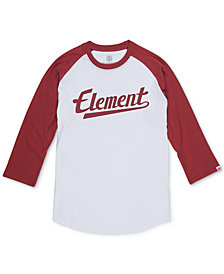 Element Men's Logo Graphic T-Shirt