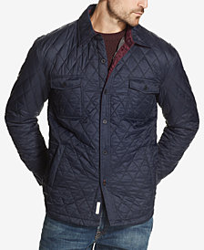 Weatherproof Vintage Men's Quilted Jacket