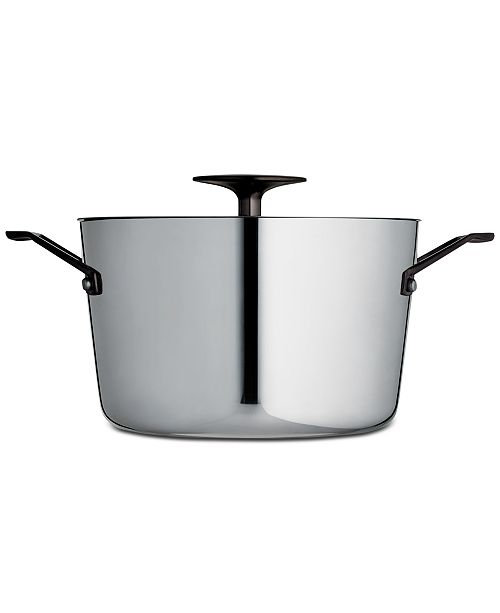 Hotel Collection Performance Tri-Ply 3-Qt. Soup Pot, Created for Macy's