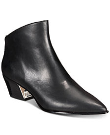 DKNY Bason Ankle Booties, Created for Macy's