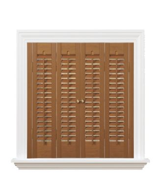 Us Shade Shutter Traditional Faux Wood Interior Shutter