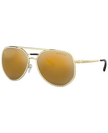 Michael Kors Sunglasses, MK1039B 58 MIAMI