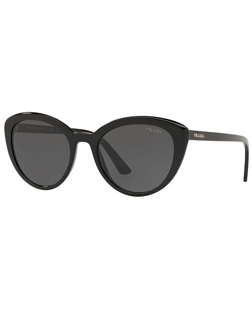 89e790b69 Prada Sunglasses, PR 02VS 54 & Reviews - Sunglasses by Sunglass Hut ...