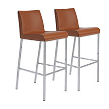 Cam Bar Stool (Set Of 2), Quick Ship