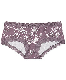 A Pea In The Pod Lace-Trim Briefs