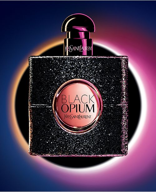 bc89399ef32 ... Yves Saint Laurent Women's Black Opium Eau de Parfum Fragrance  Collection ...