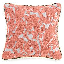 "Jessica Simpson Marteen 16""x16"" Decorative Pillow"
