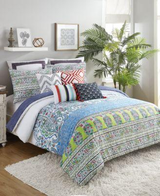 Valdivia Full/Queen Comforter Set
