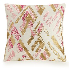"Jessica Simpson Bellisima 16""x16"" Decorative Pillow"