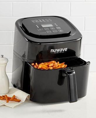 Nuwave Brio 6 Qt Digital Air Fryer Small Appliances Kitchen