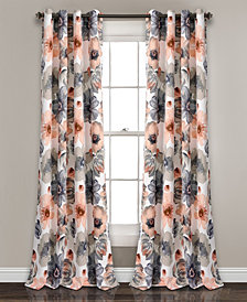 Leah Room Darkening Window Curtain Collection