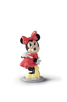 Lladró Minnie Mouse Figurine