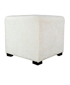 Merton Atlas 4-button Tufted Square Ottoman