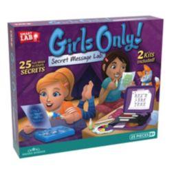 Smart Lab Girls Only Secret Message Lab