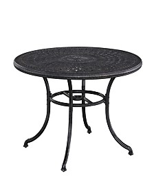 """Home Styles Athens 48"""" Round Dining Table"""