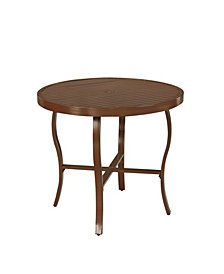 "Home Styles Key West Round Outdoor 42.5"" Dining Table"