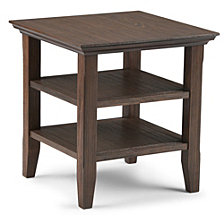 Avery End Table, Quick Ship