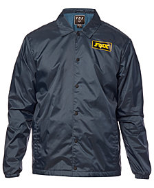 Fox Men's Lad Logo Coaches Jacket